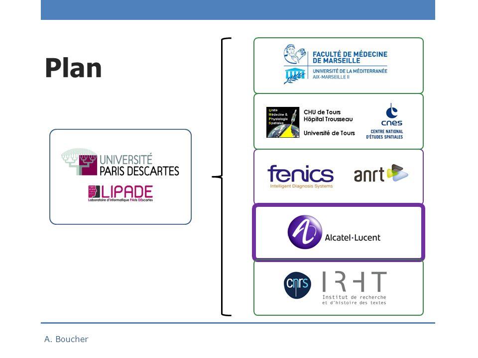 Plan 4 mois en 2013 A. Boucher
