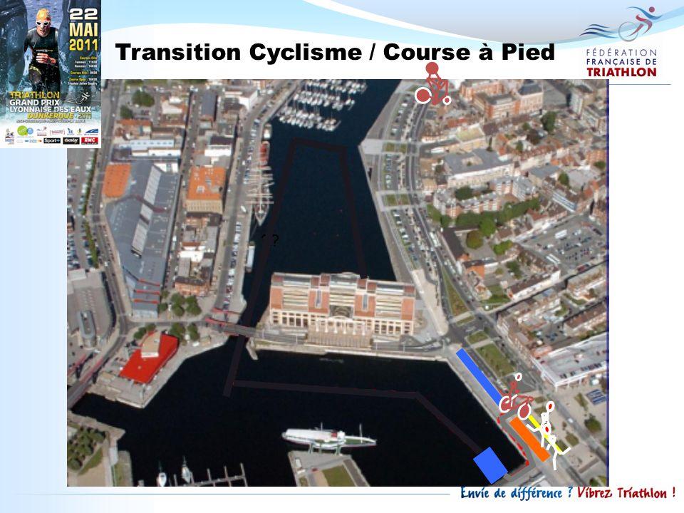 Transition Cyclisme / Course à Pied