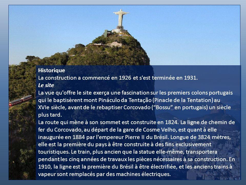 Historique La construction a commencé en 1926 et s est terminée en 1931. Le site.