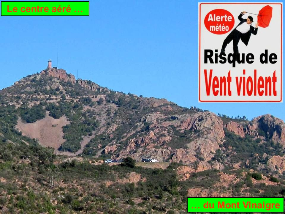 Le centre aéré … … du Mont Vinaigre