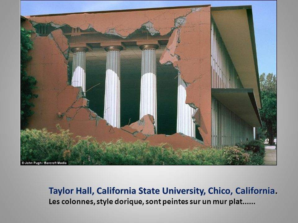 Taylor Hall, California State University, Chico, California