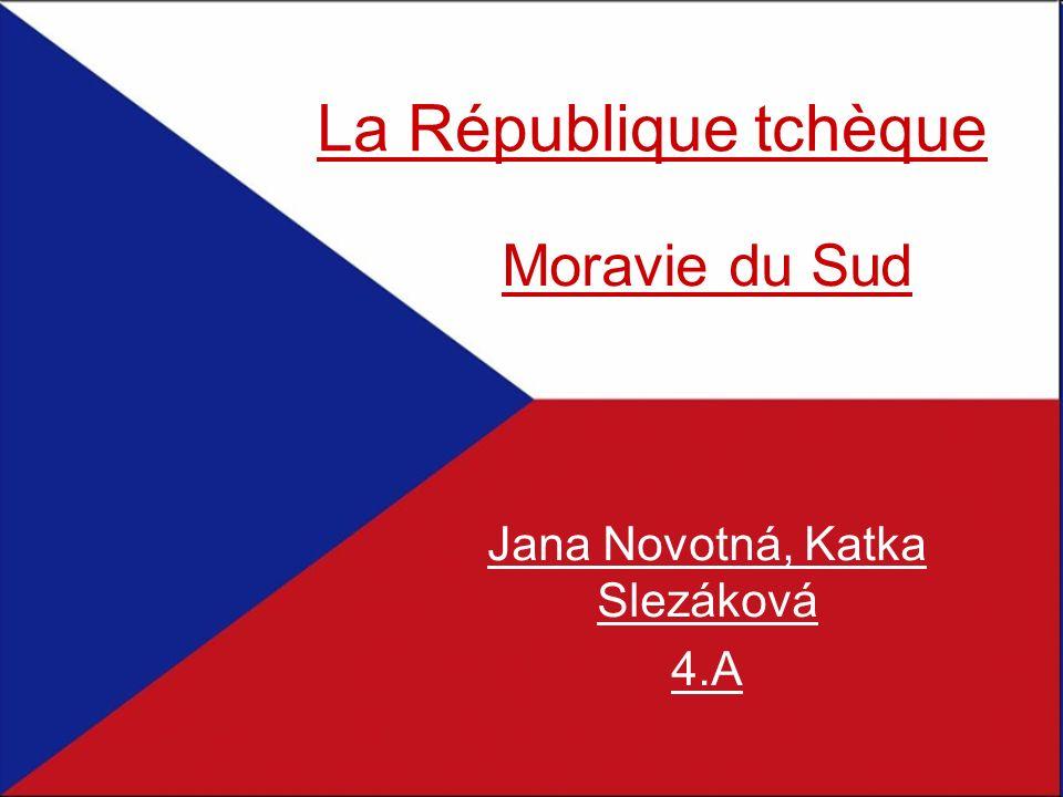 Moravie du Sud Jana Novotná, Katka Slezáková 4.A
