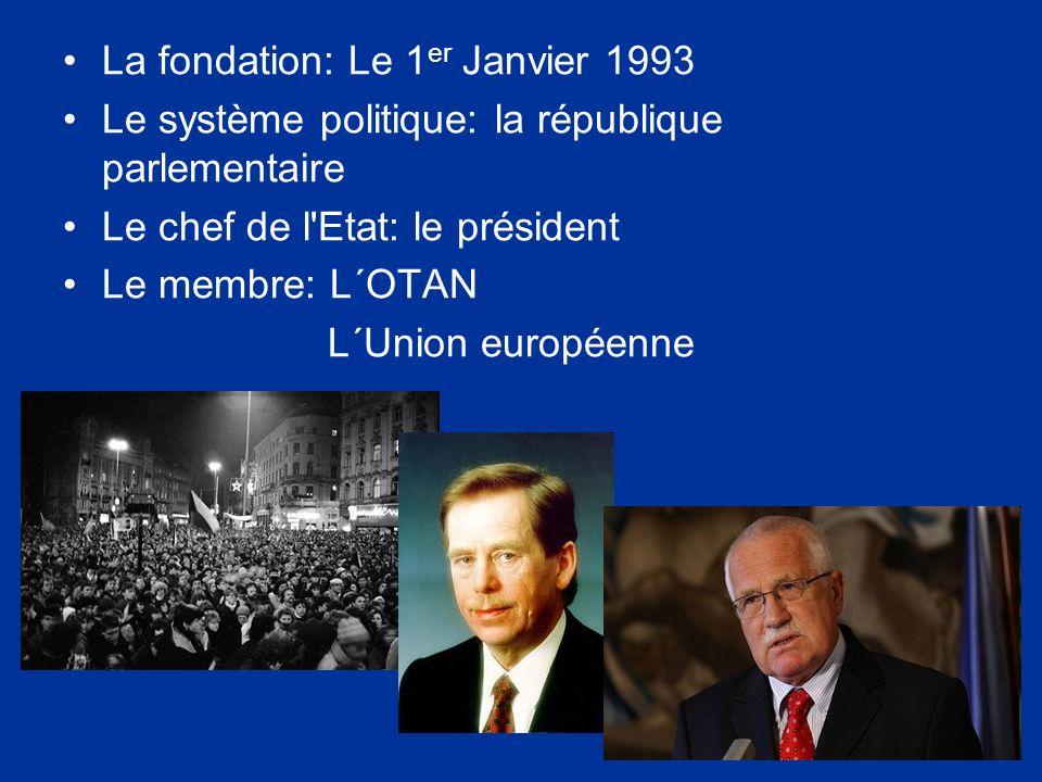 La fondation: Le 1er Janvier 1993