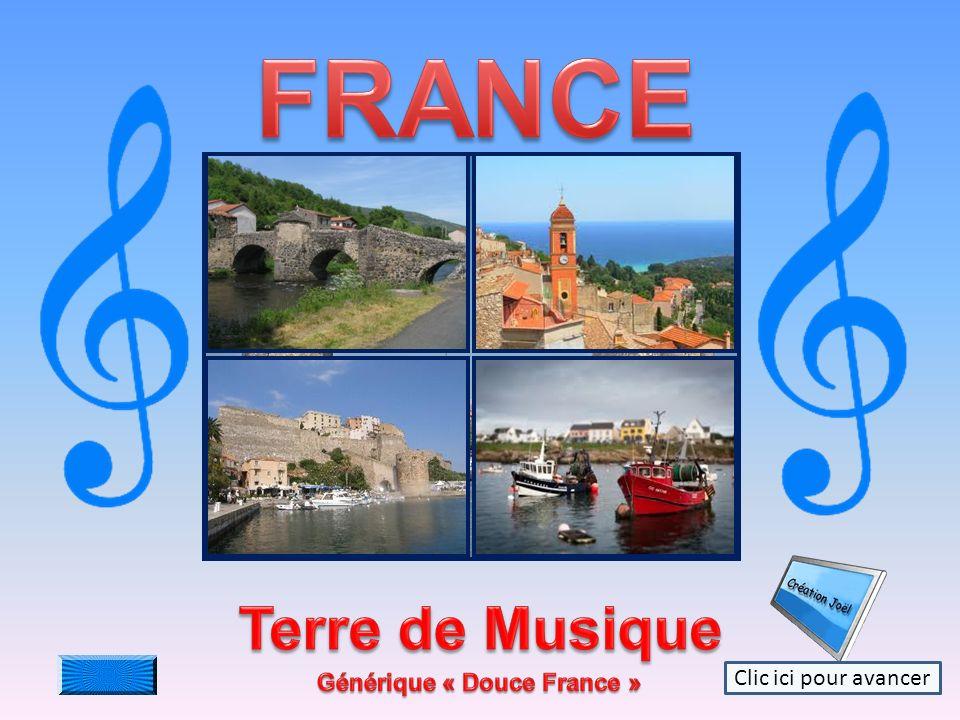 Générique « Douce France »