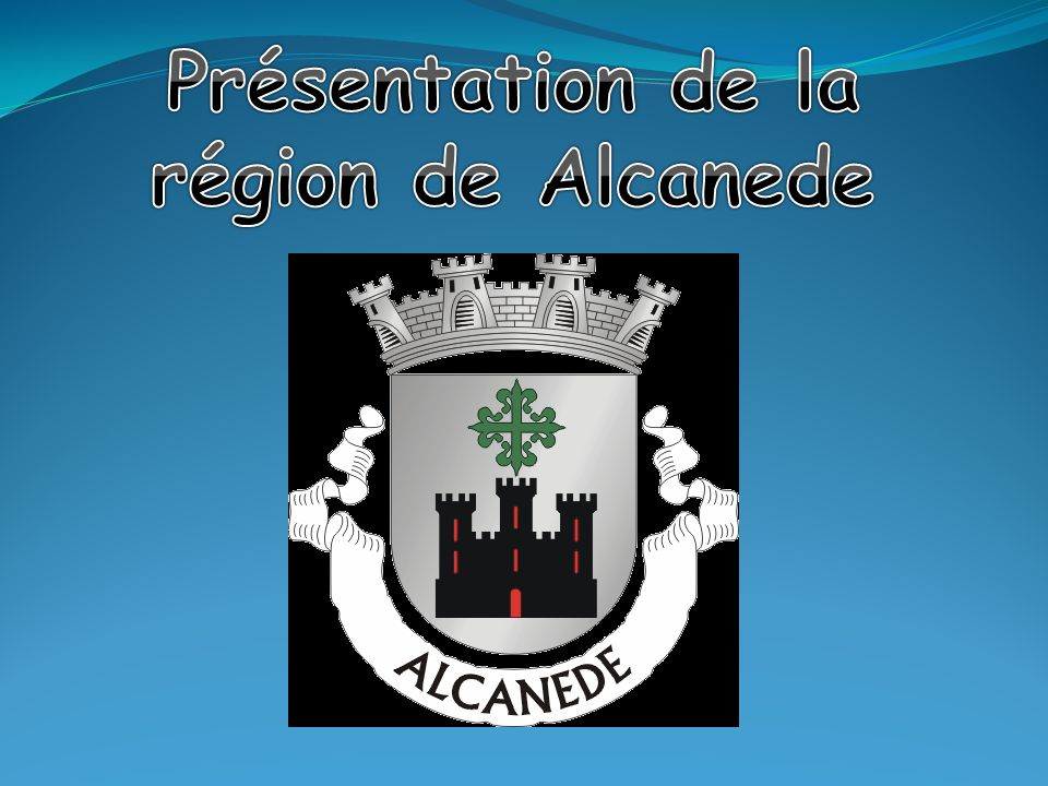Présentation de la région de Alcanede