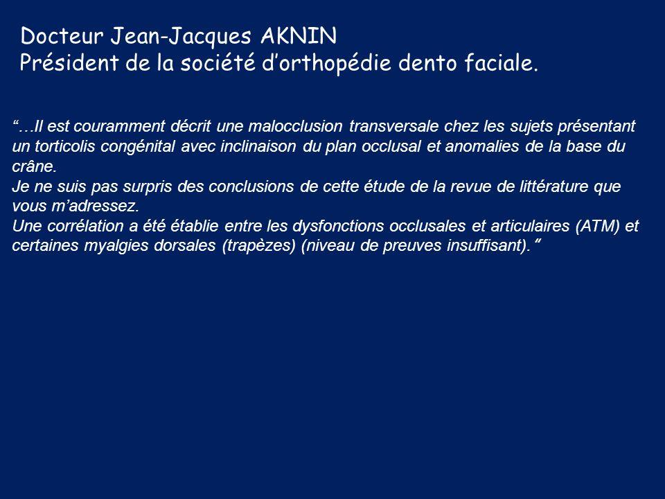 Docteur Jean-Jacques AKNIN