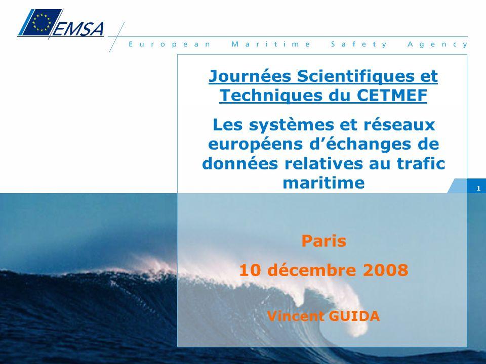Journées Scientifiques et Techniques du CETMEF