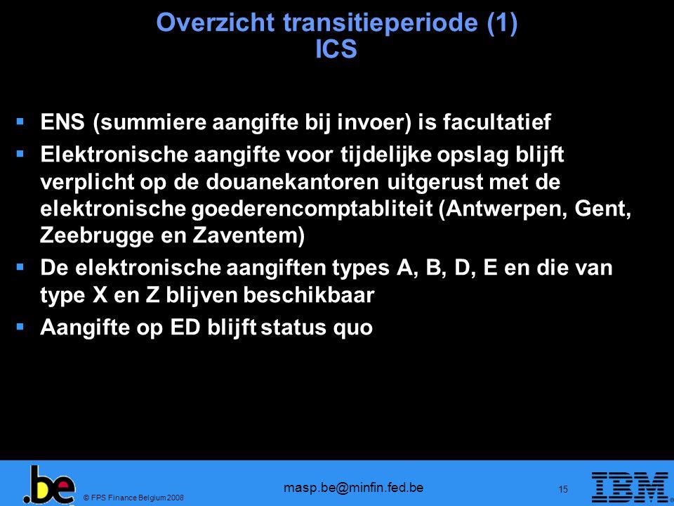 Overzicht transitieperiode (1) ICS