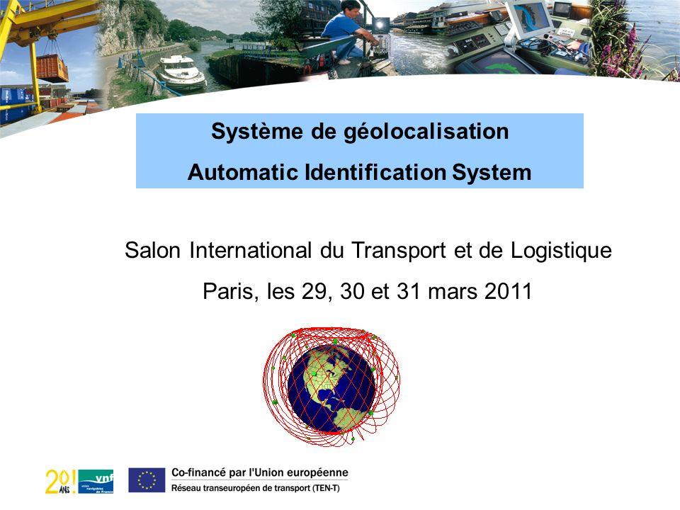 Système de géolocalisation Automatic Identification System