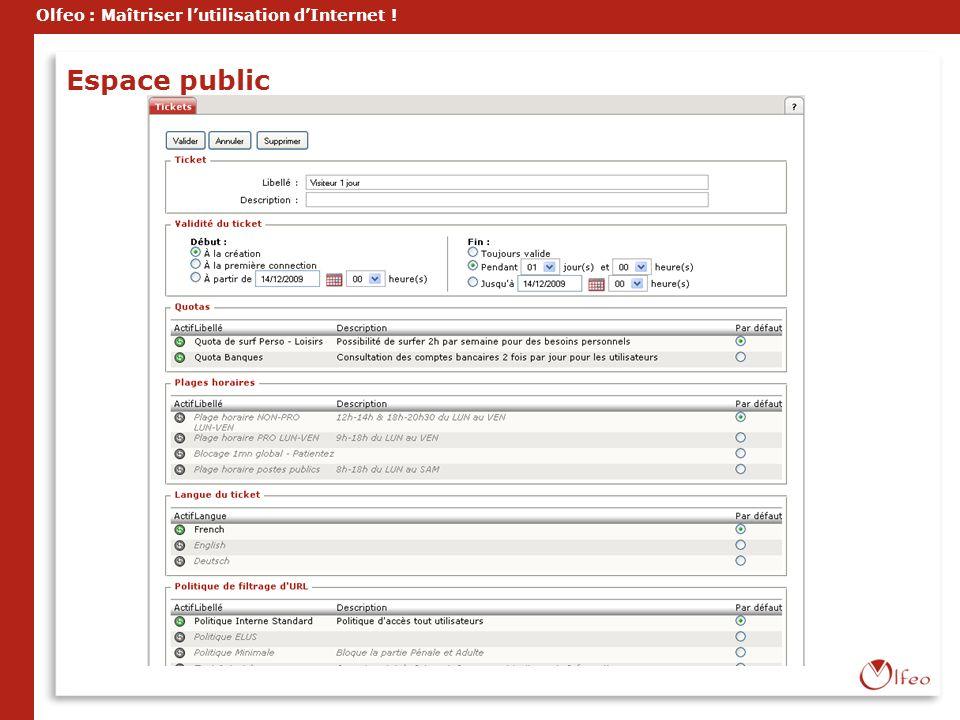 Espace public