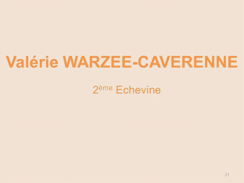 Valérie WARZEE-CAVERENNE