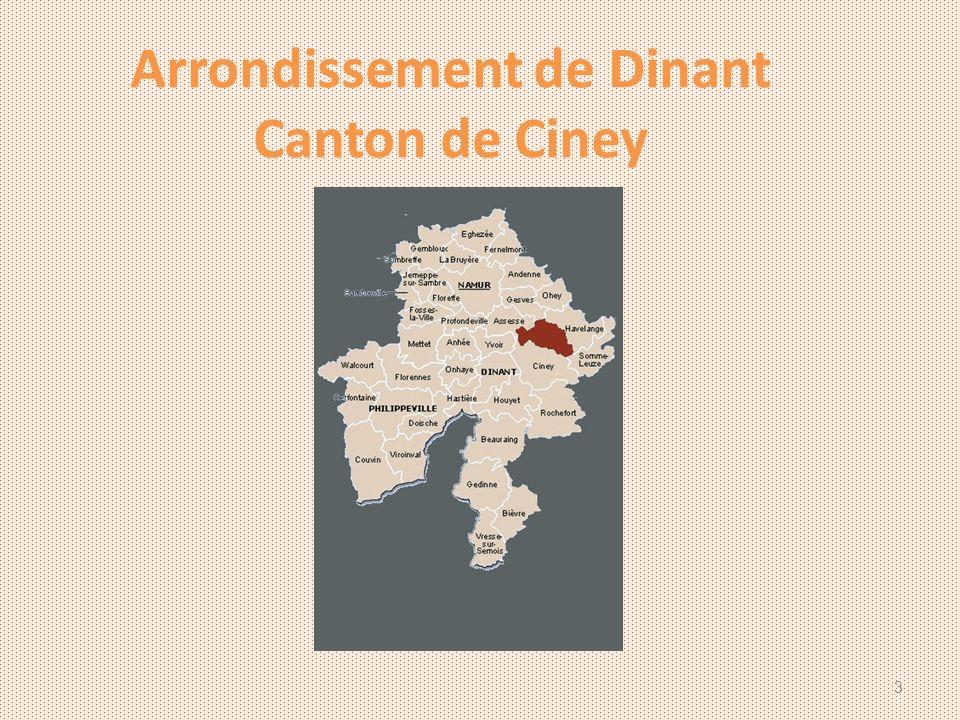 Arrondissement de Dinant
