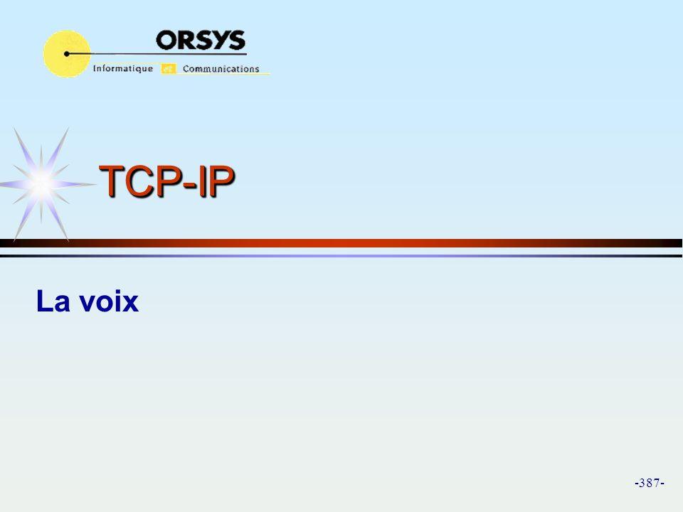 TCP-IP La voix