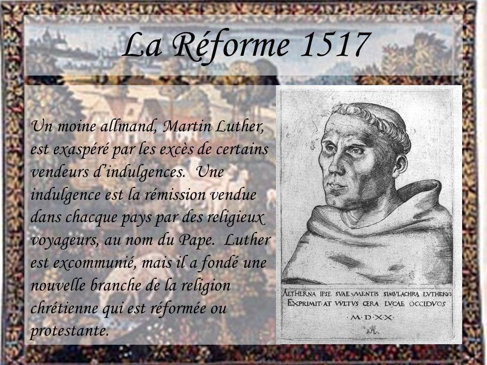 La Réforme 1517