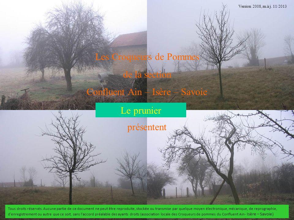 Les Croqueurs de Pommes de la section Confluent Ain – Isère – Savoie