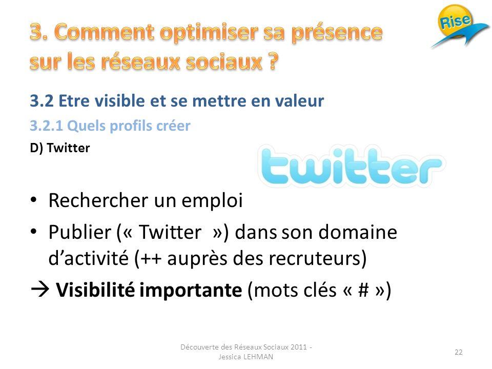 3. Comment optimiser sa présence sur les réseaux sociaux