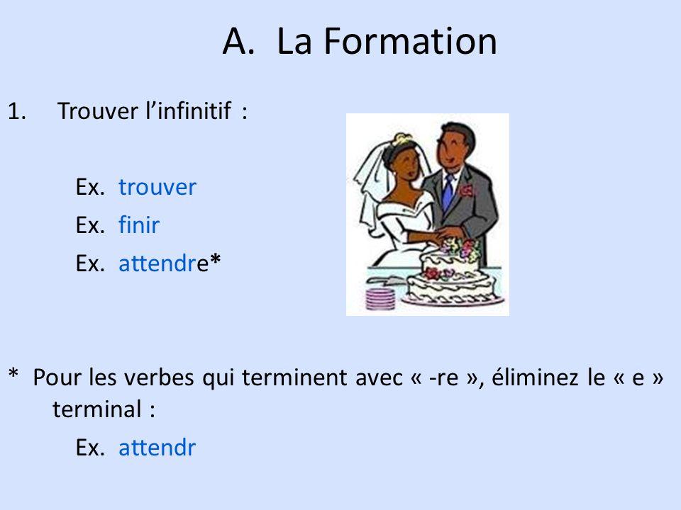 A. La Formation