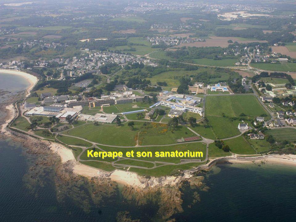 Kerpape et son sanatorium