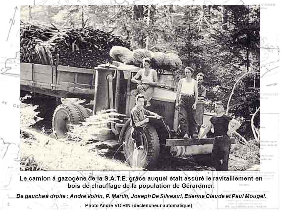Photo André VOIRIN (déclencheur automatique)