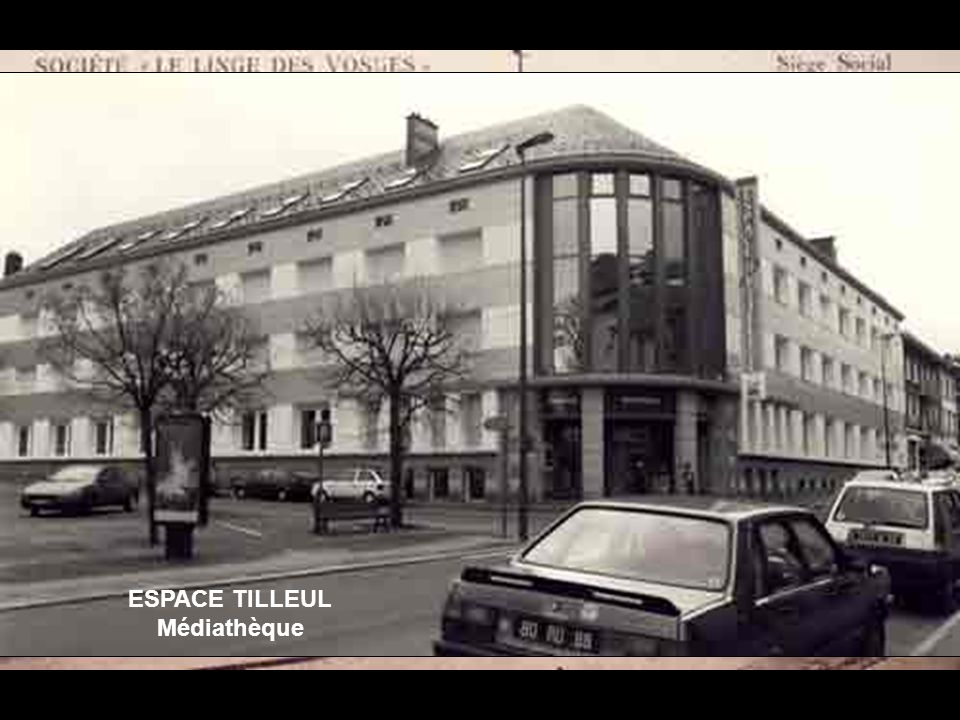 ESPACE TILLEUL Médiathèque