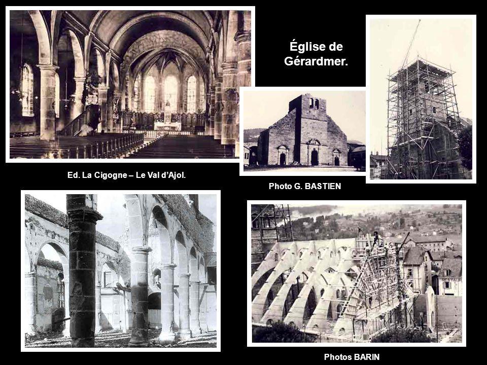 Ed. La Cigogne – Le Val d'Ajol.