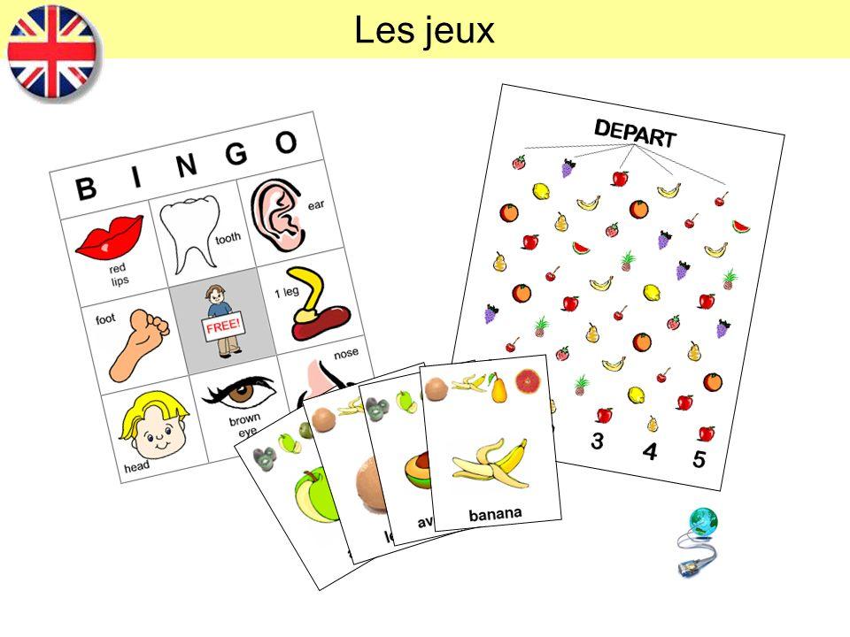Les jeux Jeux institués : bingos, loto, cluedo Devinettes (who am I )