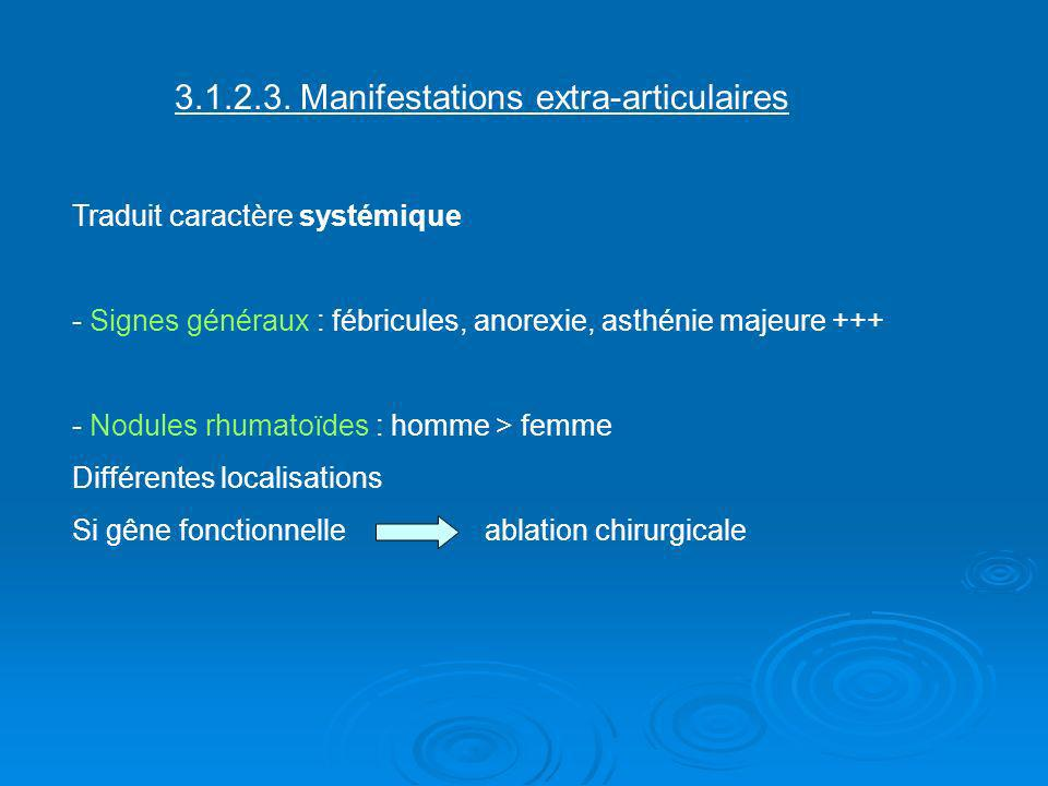3.1.2.3. Manifestations extra-articulaires