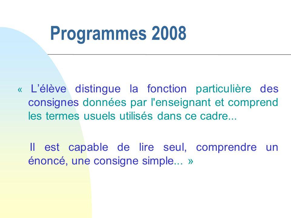10/11/08 Programmes 2008.
