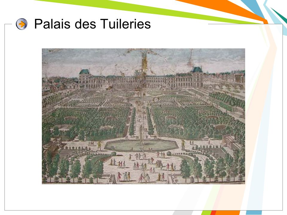 Palais des Tuileries