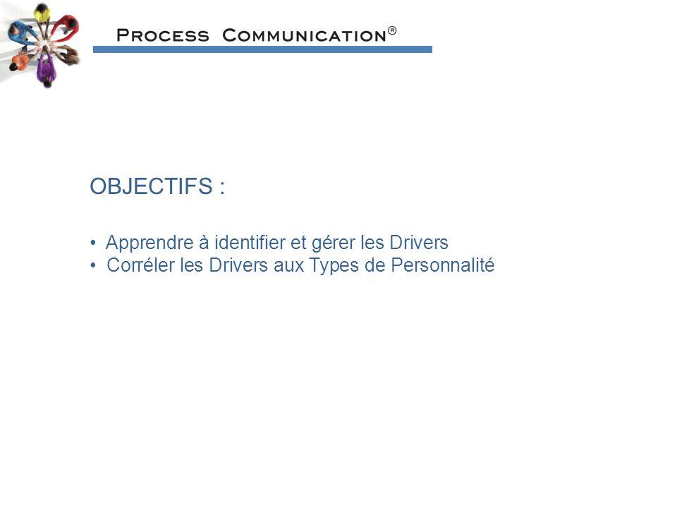 OBJECTIFS : Apprendre à identifier et gérer les Drivers