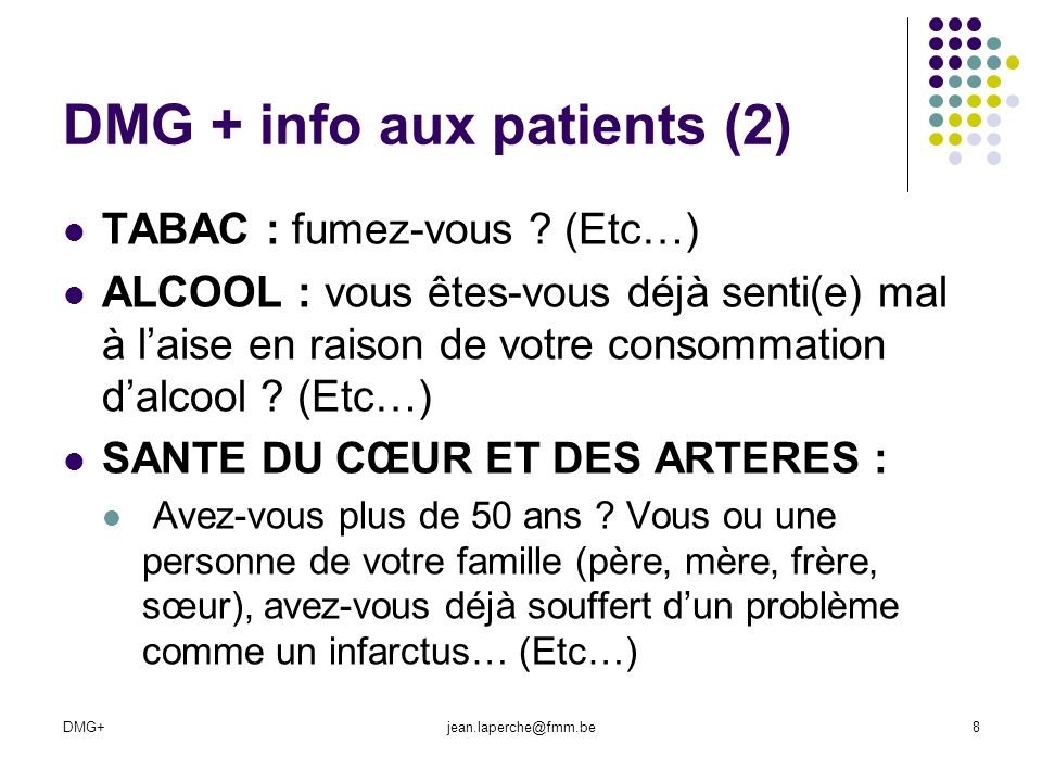 DMG + info aux patients (2)