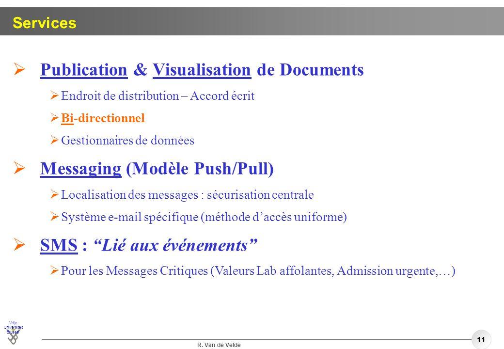 Publication & Visualisation de Documents