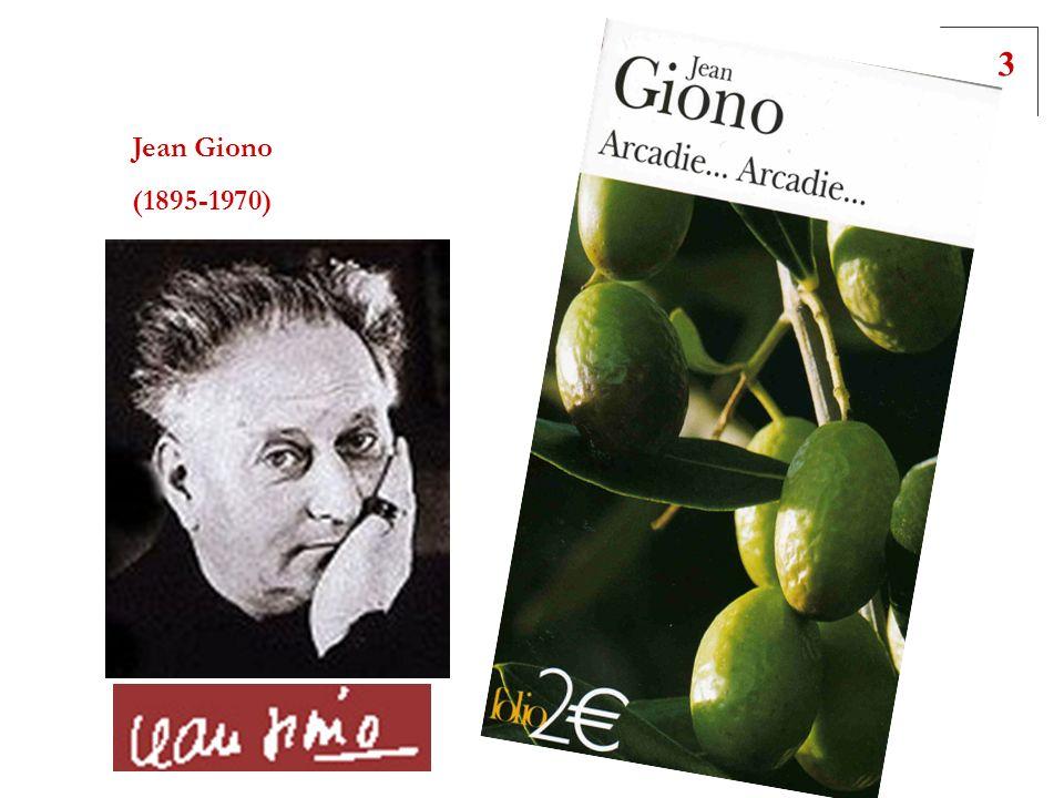 Jean Giono (1895-1970) 3