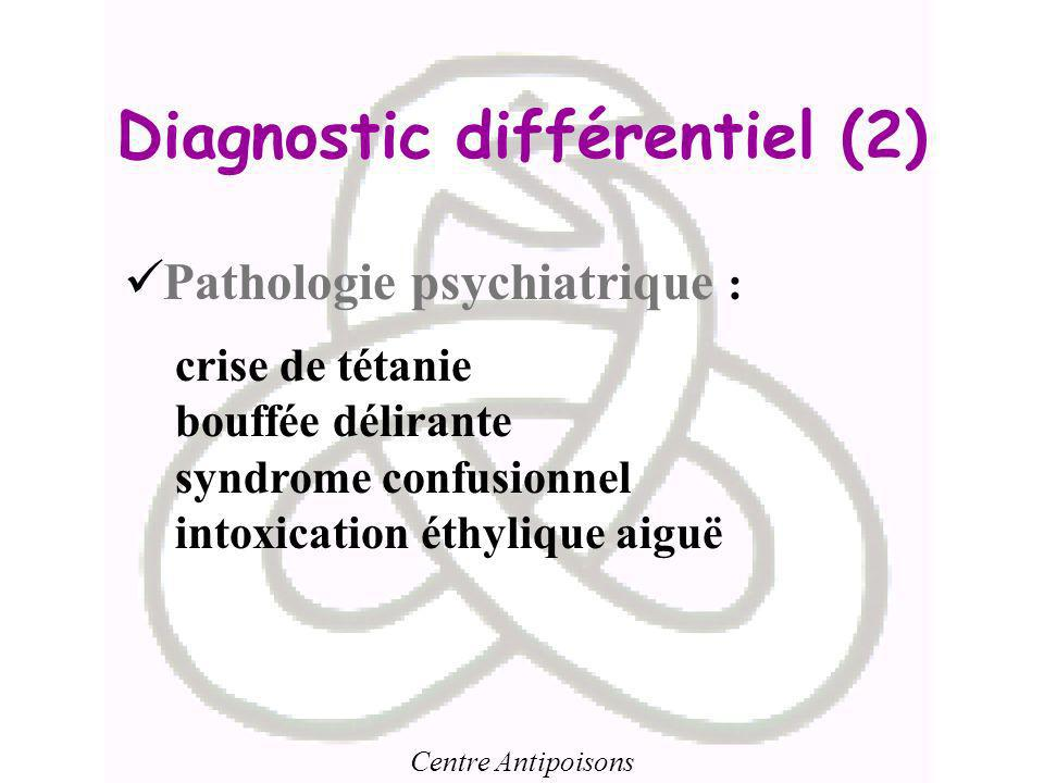Diagnostic différentiel (2)
