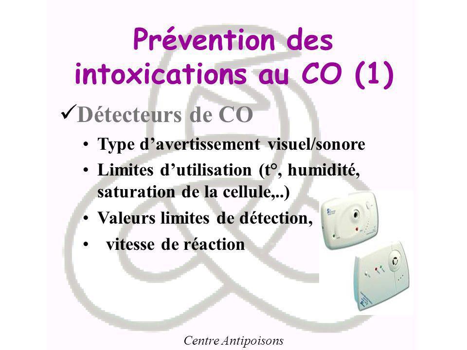 Prévention des intoxications au CO (1)