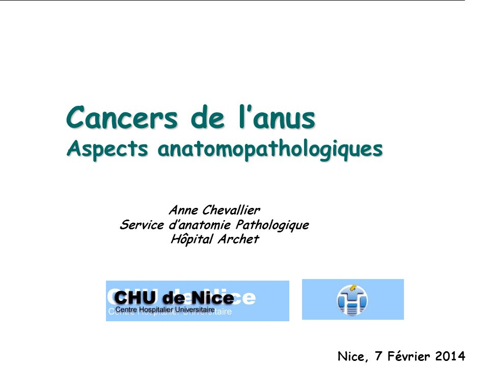 Service d'anatomie Pathologique
