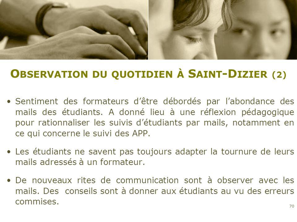 Observation du quotidien à Saint-Dizier (2)