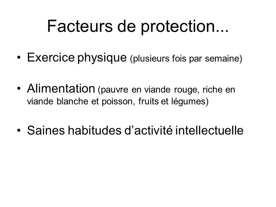 Facteurs de protection...