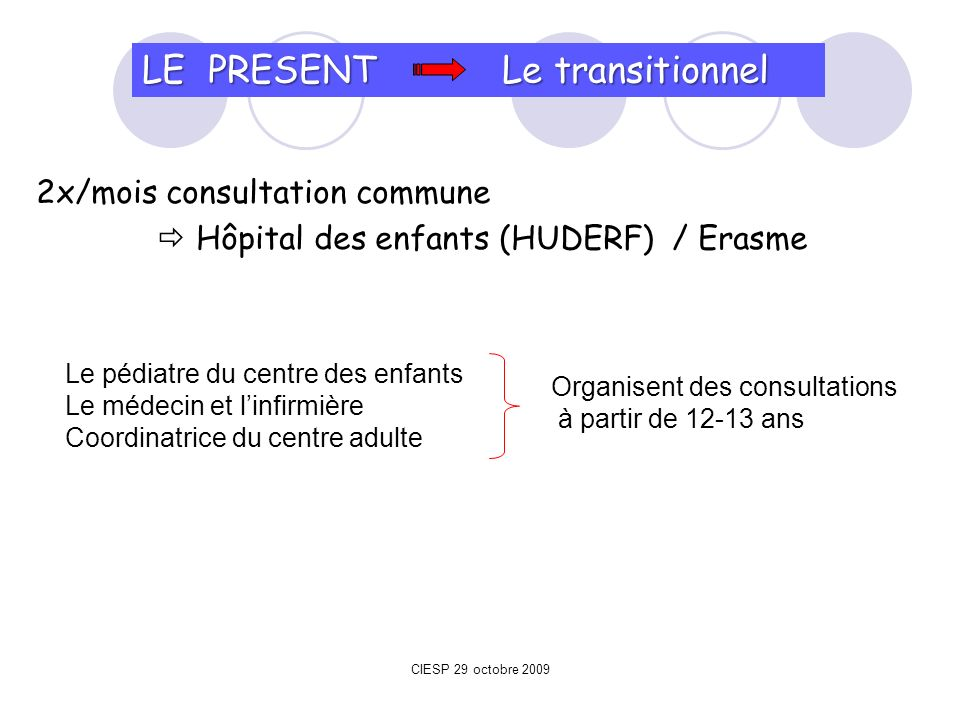 Hôpital des enfants (HUDERF) / Erasme