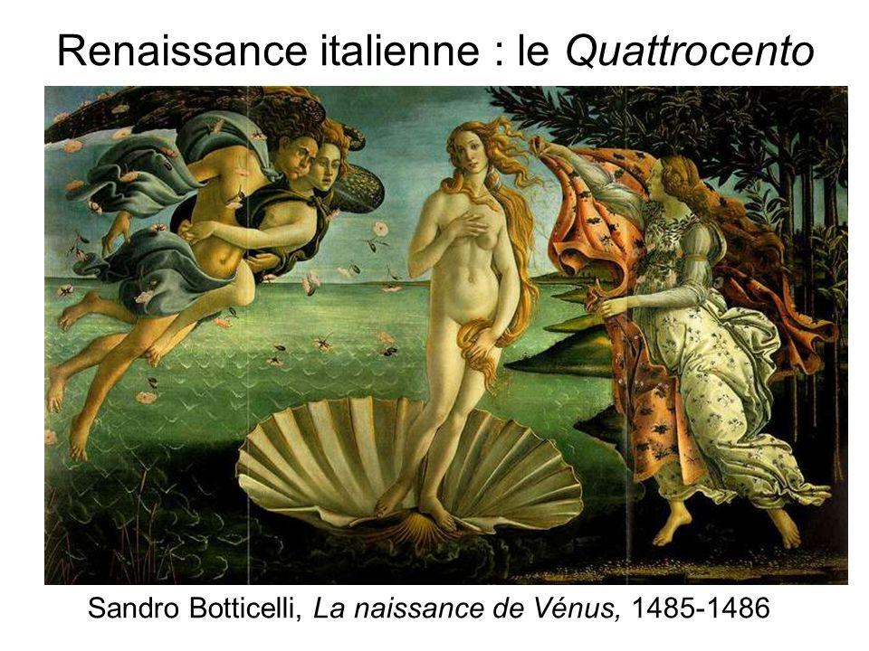 Renaissance italienne : le Quattrocento