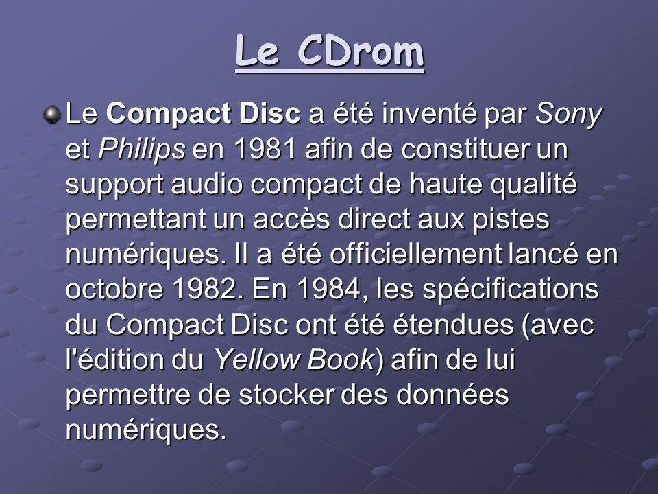 Le CDrom
