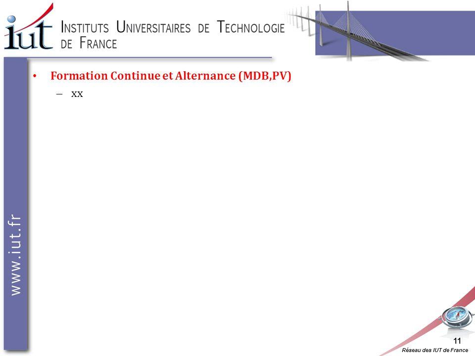 Formation Continue et Alternance (MDB,PV)