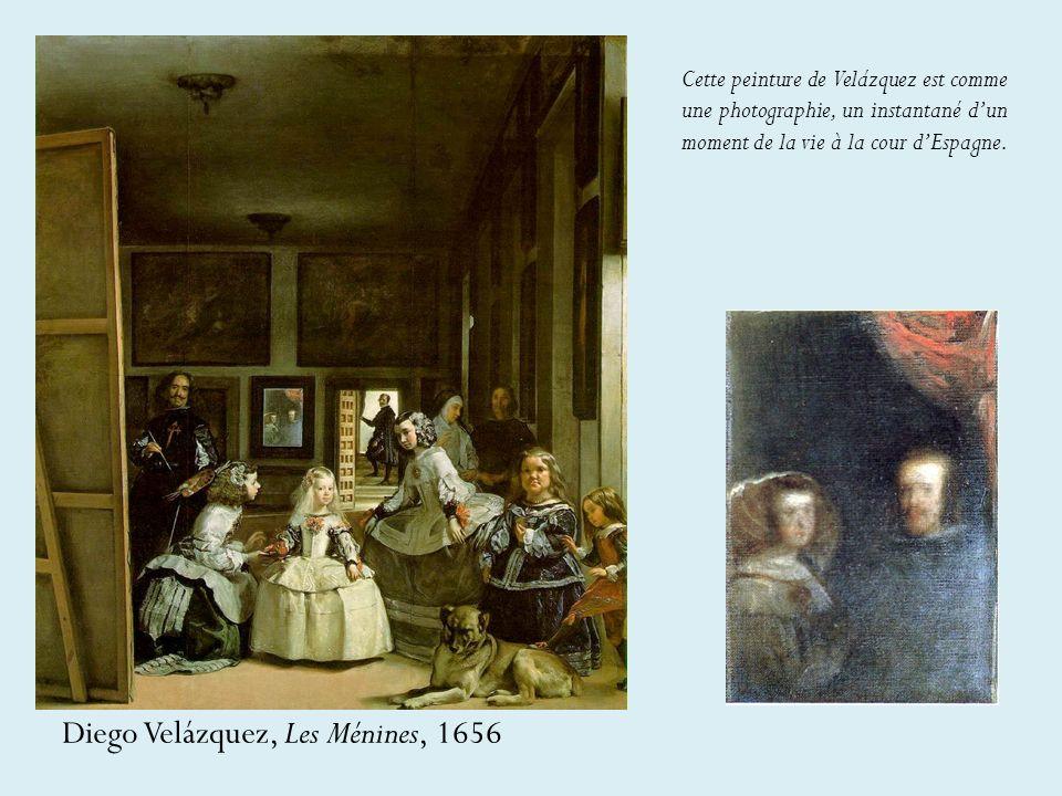 Diego Velázquez, Les Ménines, 1656