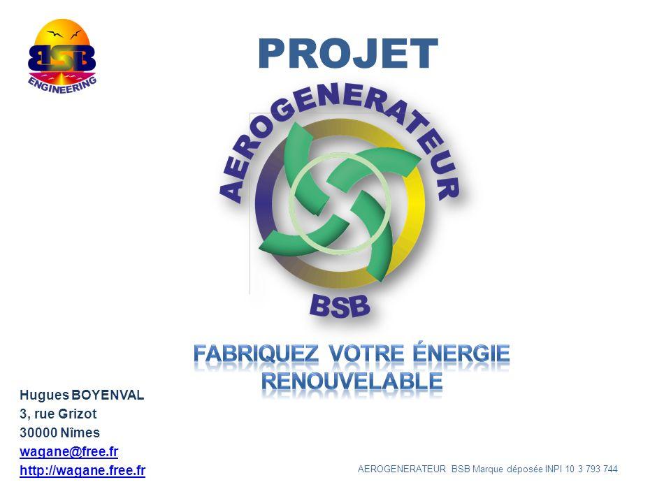 Fabriquez votre énergie renouvelable