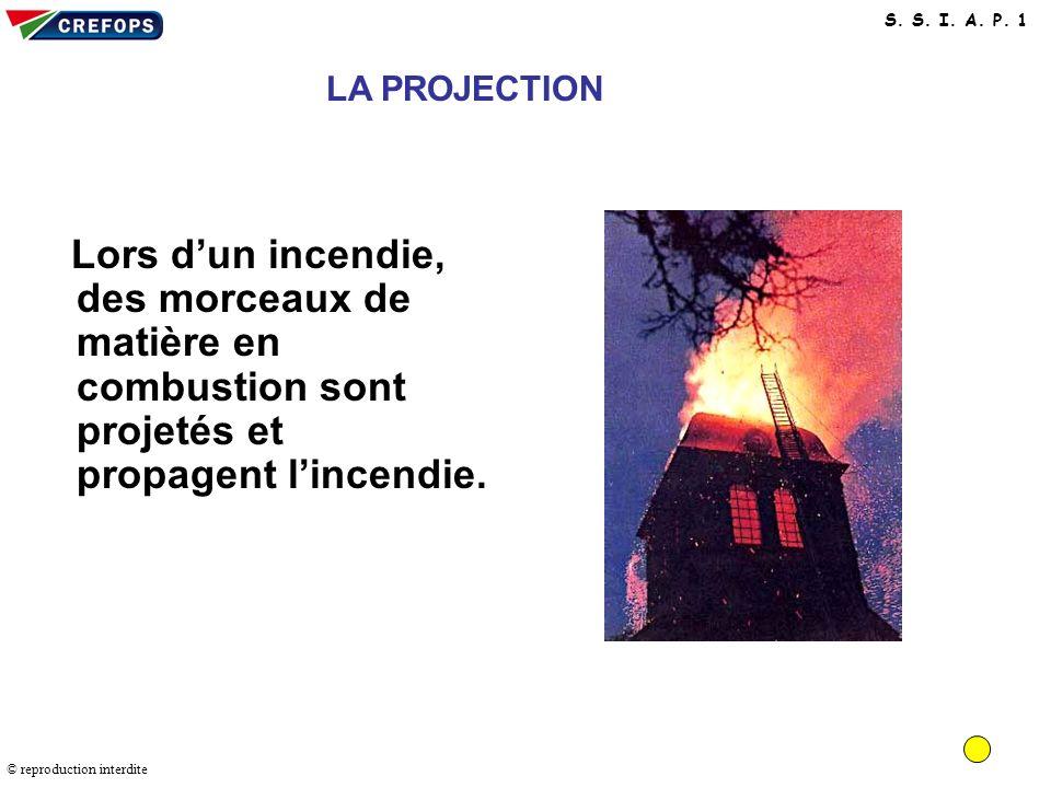 La projection LA PROJECTION.