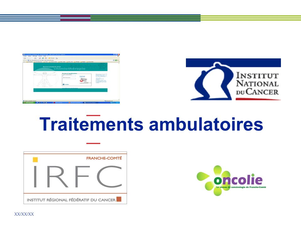 Traitements ambulatoires