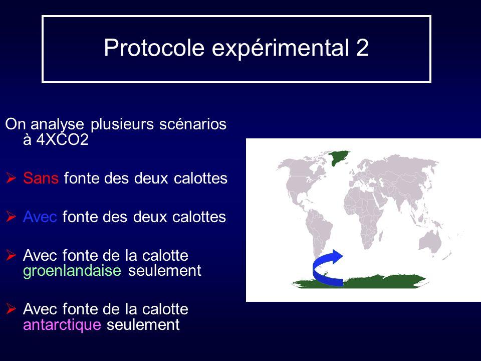 Protocole expérimental 2