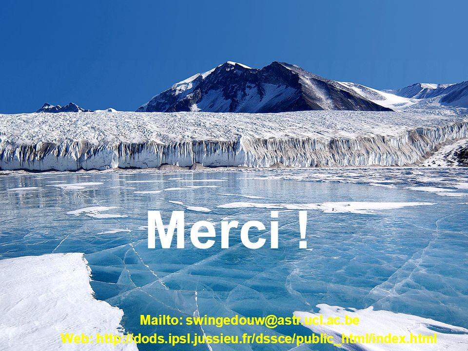 Web: http://dods.ipsl.jussieu.fr/dssce/public_html/index.html