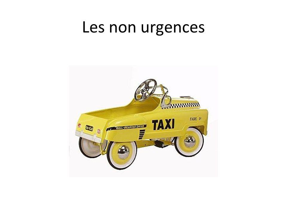 Les non urgences