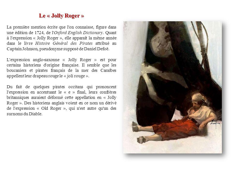 Le « Jolly Roger »